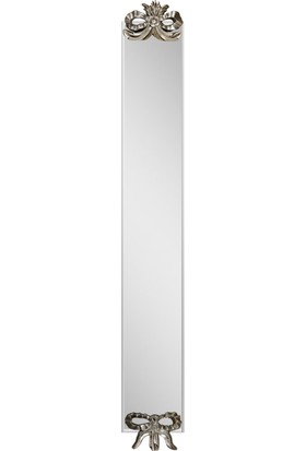 Fidex Home Arco Fiyonk Dekoratif Bronz Ayna