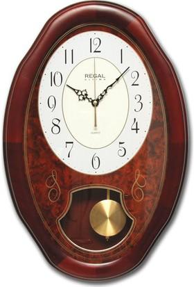 Ultima Regal Oval Masif Sarkaçlı Duvar Saati
