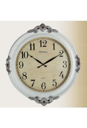 Ultima Regal Beyaz Büyük Boy Duvar Saatı