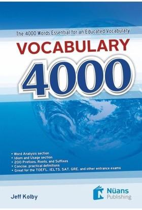 Vocabulary 4000 - Jeff Kolby