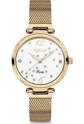 Dujour Paris DJW21-02 Kadın Kol Saati