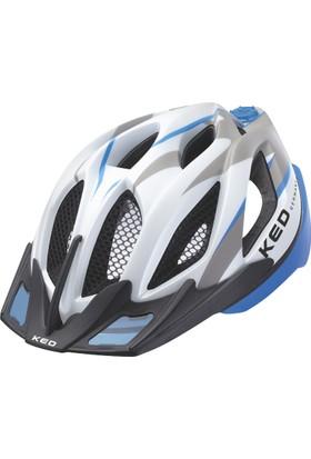 Ked Bisiklet Kaskı Spiri Two Blue Grey