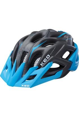 Ked Bisiklet Kaskı Status Jr. Blue Black