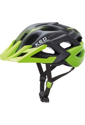 Ked Bisiklet Kaskı Status Jr. Green Black