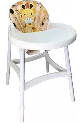 Holmen Pratik Mama Sandalyesi - Kahverengi
