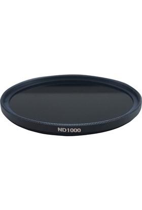HLYPRO 77mm 10 Stop ND 1000 Filtre