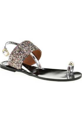 David Jones Kadın Sandalet Multi