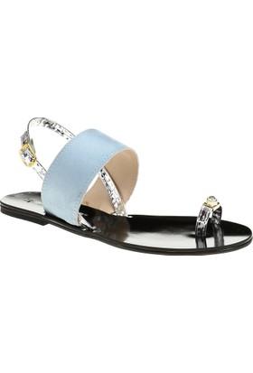David Jones Kadın Sandalet Mavi