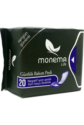 Monema Anion Günlük Ped