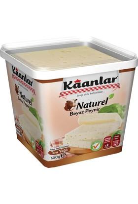 Kaanlar Naturel Beyaz Peynir 600 gr