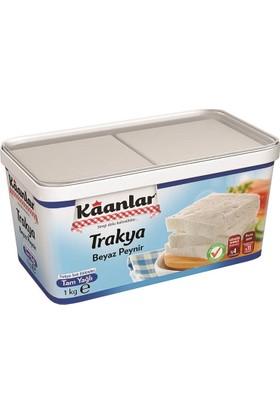Kaanlar Trakya Beyaz Peynir Plastik 1000 gr