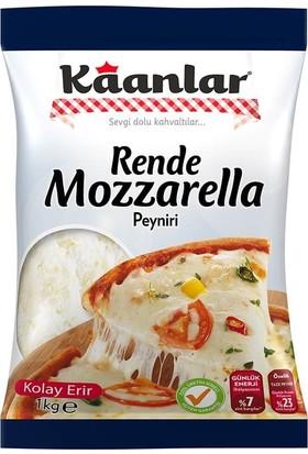 Kaanlar Rende Mozzarella Peyniri 1000 gr