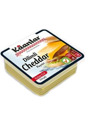Kaanlar Cheddar Peynir 250 gr