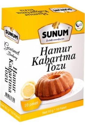 Sunum Hamur Kabartma Tozu 100 gr