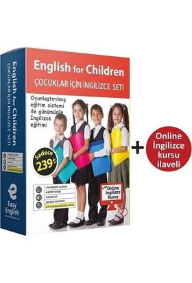 Limasollu Naci Çocuklar İçin İngilizce Eğitim Seti + 6 Aylık Online İngilizce Kursu
