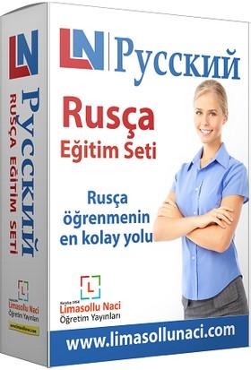Limasollu Naci Rusça Eğitim Seti