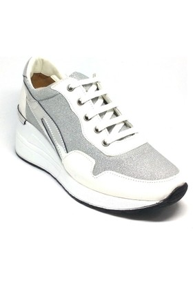 Shop And Shoes 158-1808 Kadın Ayakkbabı Beyaz