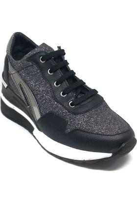 Shop And Shoes 158-1808 Kadın Ayakkbabı Siyah