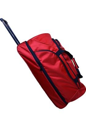 Coolpack Seyahat Çanta Xl Büyük Çekçekli Körüklü Tekerlekli Valiz 70X40X35