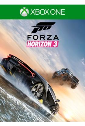 Xbox One Forza Horizon 3 - Dijital Kod