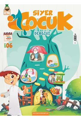 Dergi Siyer Çocuk 1Si 6 Sayı
