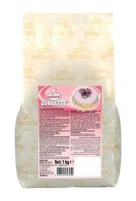 Ovalette Çilek Aromalı Şarlot Tozu 1 kg