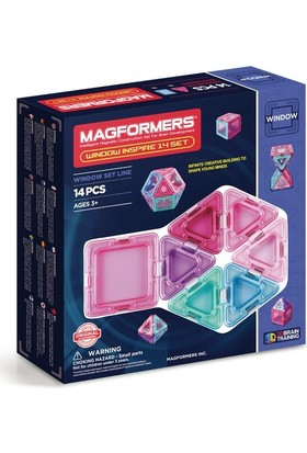 Magformers Window Inspire 14 Set