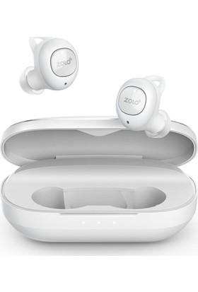 Anker Zolo Liberty Stereo ANC Bluetooth Kulaklık Graphene Sürücü 24 Saat'e Varan Kullanım - Beyaz - Z2000021 OFP