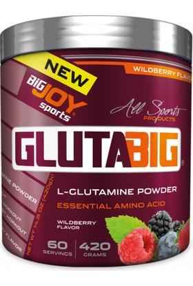Bigjoy Gluta Big % 100 Glutamine Powder 420 Gr Orman Meyveli