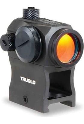 Truglo Tru-Tec 20 mm Red-Dot Siyah