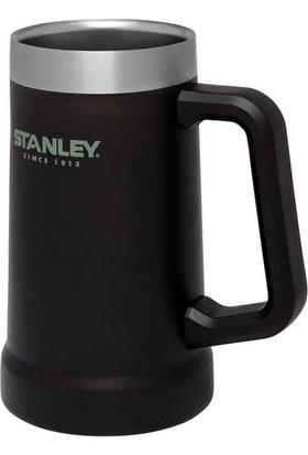 Stanley Adventure 0.7 Lt. Vakumlu Mug Siyah