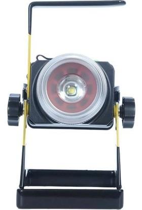 Bailong Zoomlu Led Işıklı Projektör PRJ005
