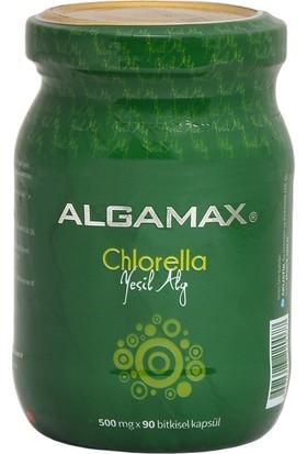 Algamax Chlorella Yosun Besin Takviyesi