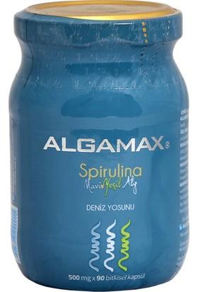 Algamax Spirulina Yosun Besin Takviyesi