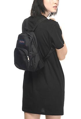 Jansport Half Pint Black ( Js00Tdh6008 ) Okul Sırt Çantası