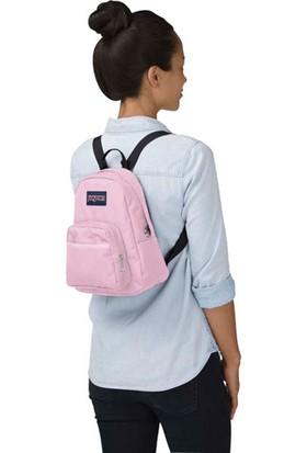 Jansport Half Pint Pink Mist ( Js00Tdh63B7 ) Okul Sırt Çantası