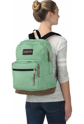 Jansport Right Pack Malachıte Green Typ70R7 2497 Sırt Çantası