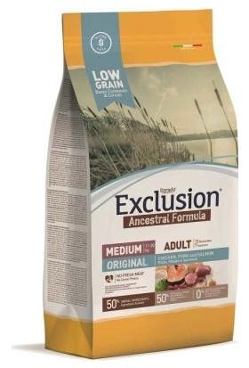 Exclusion Original Düşük Tahıllı Köpek Konservesi 400 Gr x 6 Adet