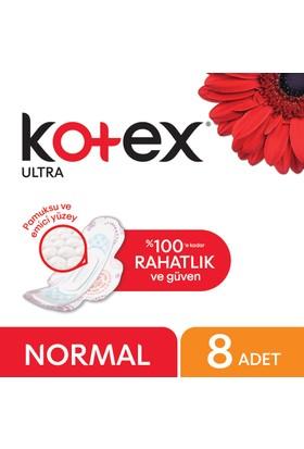 Kotex Ultra Hijyenik Ped Normal (8 Adet)
