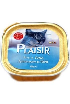 Plaisir Adult Ton balığı Pate 100 gr