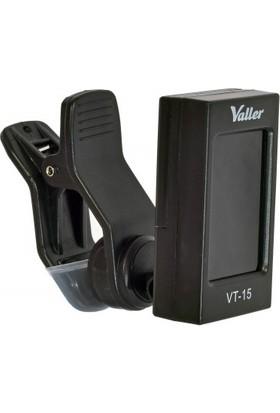 Valler Vt15 Clıp Tuner Akord Cihazı