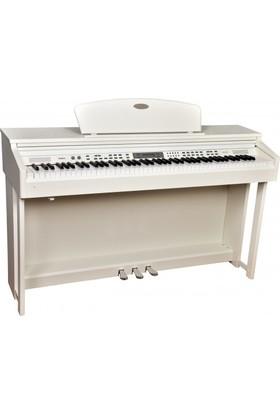Valler Hk2000 Dijital Piyano Beyaz