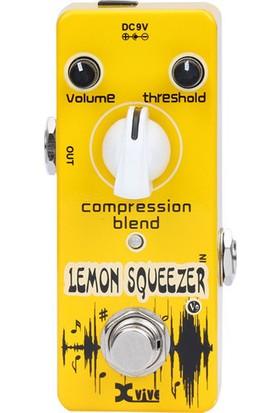 Xvıve V9 Lemon Squeezer Pedalı