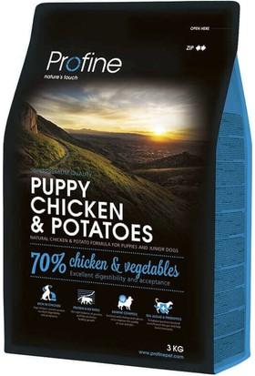 Profine Puppy Chicken& Potatoes Köpek Maması 3,0 Kg