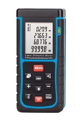 Ölçükontrol Profesyonel Lazermetre - SA100E 100M Lazer metre