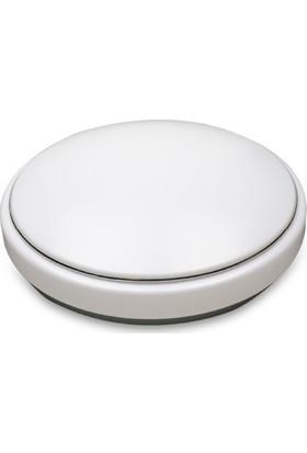 Nextled (Next&NextStar) 18W Yuvarlak Şarjlı/Sensörlü Led Sıva Üstü Armatür Beyaz