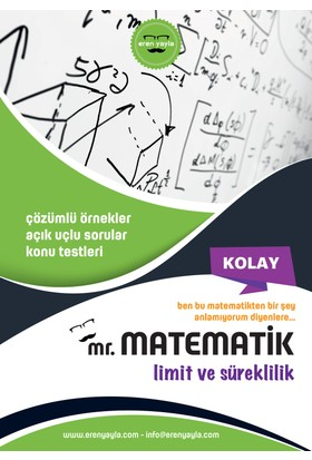 Mr.Matematik Limit Ve Süreklilik Mr.Matematik Limit Ve Süreklilik Föyü