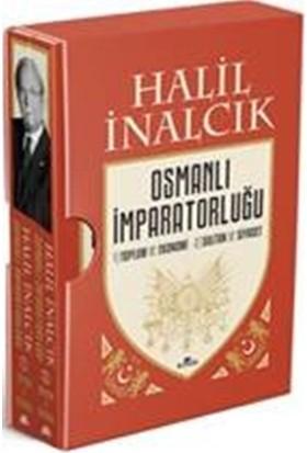 Osmanlı İmparatorluğu (2 Cilt, Kutulu) - Halil İnalcık