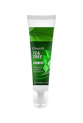 Huncalife Clear All Çay Ağacı SOS Bakım Jeli 15 ml
