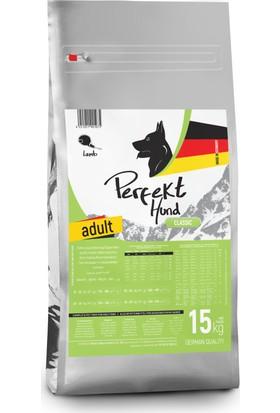 Perfekt Hund Adult Lamb, Kuzu Etli Yetişkin Köpek Maması 15 Kg